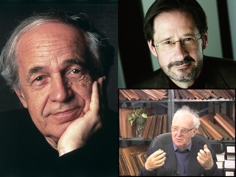 This year's Symphomania marathon is dedicated to Pierre Boulez, Steven Stucky and John Duffy.