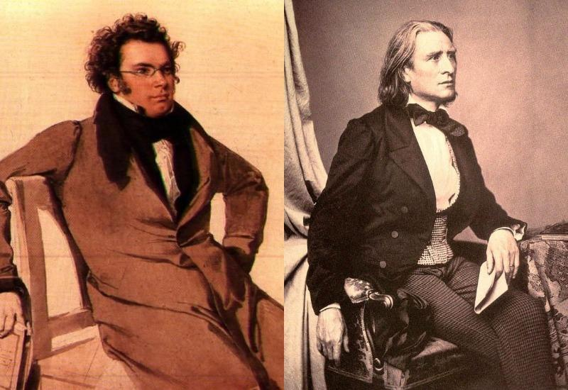 Franz Liszt transcribed many of Schubert's works for piano.