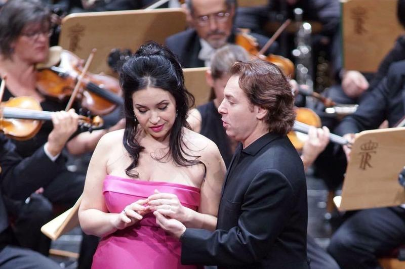 Gounod's 'Romeo and Juliet' from the Royal Theater in Madrid. Soprano Sonya Yoncheva and tenor Roberto Alagna star in the title roles