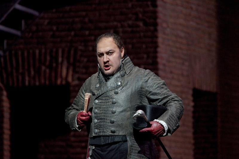 "George Gagnidze as Scarpia in Puccini's ""Tosca."""