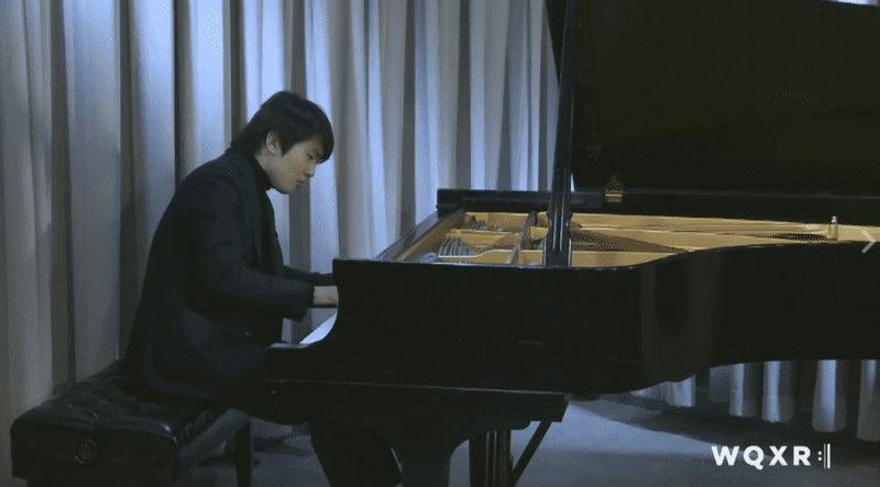Seong-Jin Cho performing Chopin's wonderfully complex Ballade No. 1.
