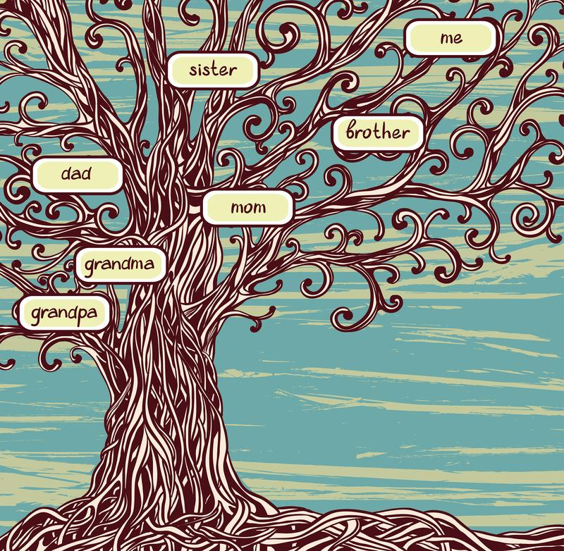 homelessness digital reading family trees