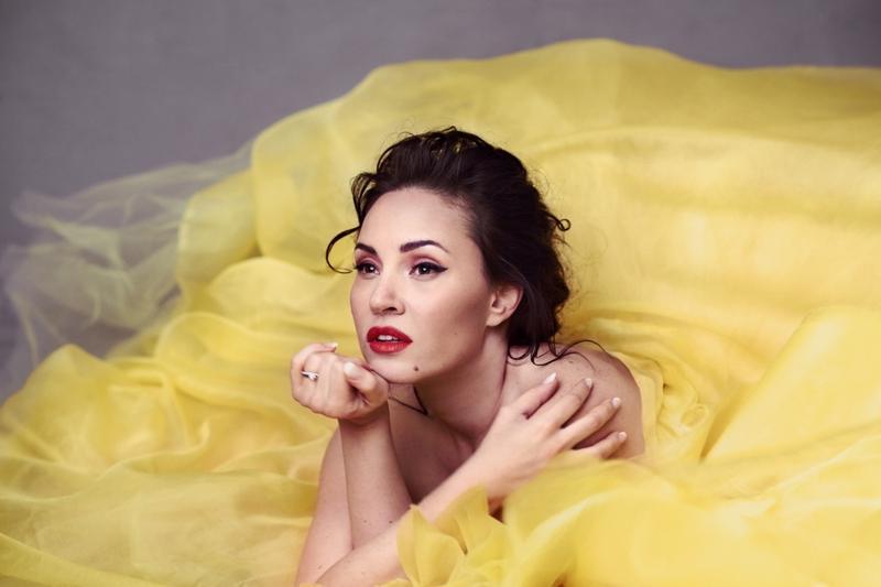 Soprano Sonya Yoncheva.