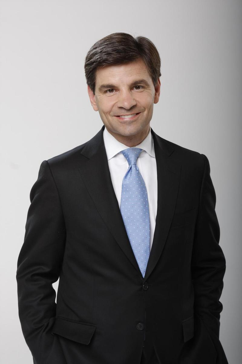 The 58-year old son of father (?) and mother(?) George Stephanopoulos in 2019 photo. George Stephanopoulos earned a  million dollar salary - leaving the net worth at  million in 2019