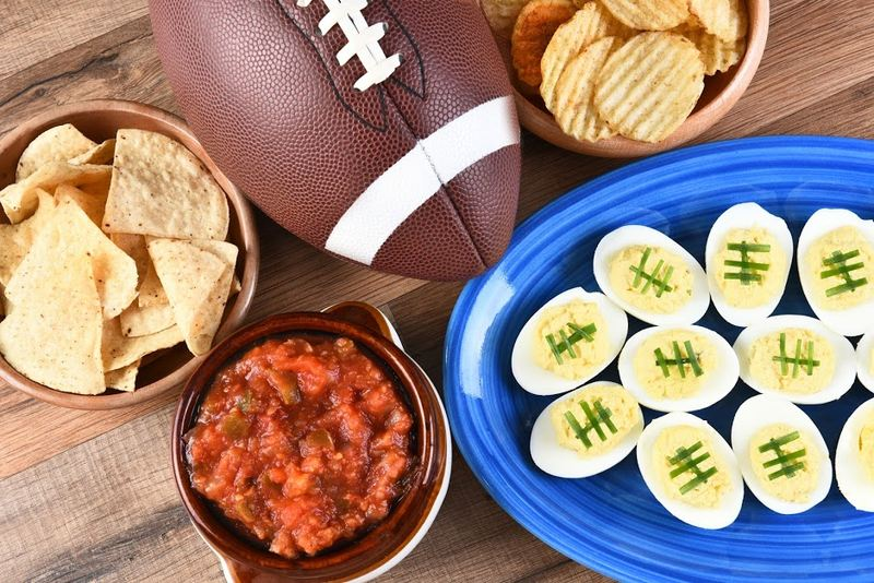 You've got the snacks, but do you have the best playlist for the big game?
