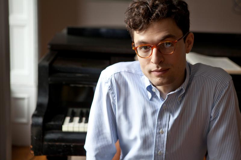 Composer and pianist Timo Andres