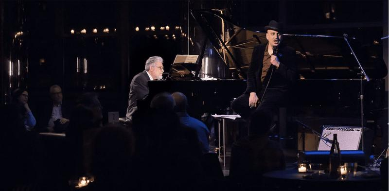 Leon and Julian Fleisher at Lincoln Center's Songbook Series
