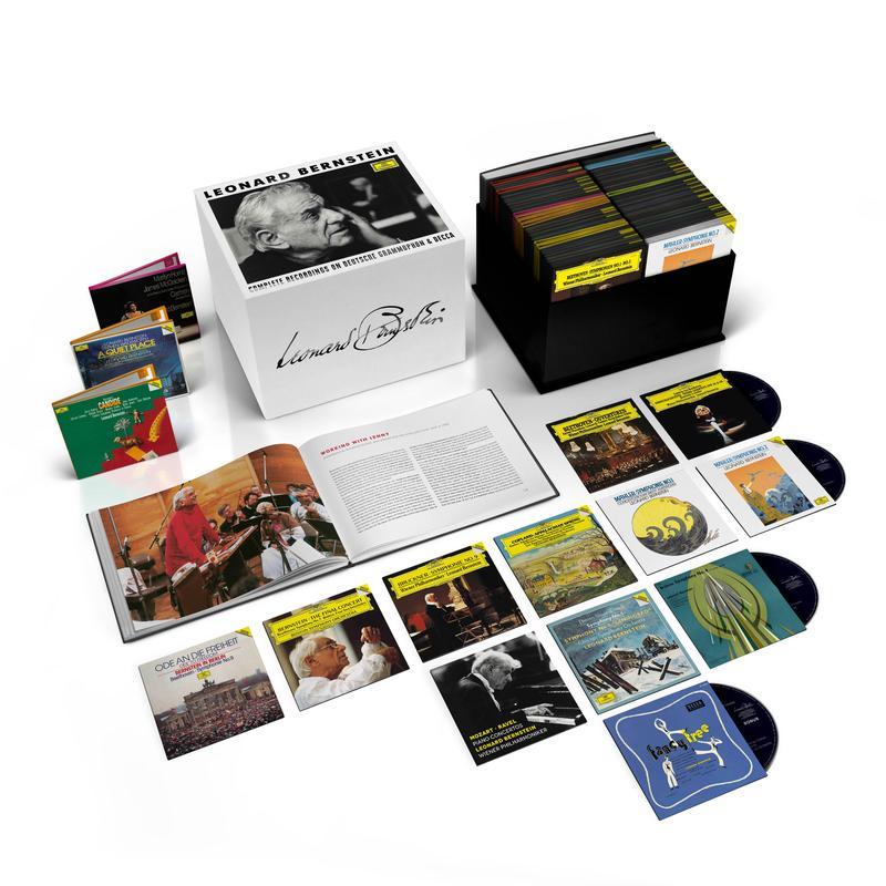 The complete recordings of Leonard Bernstein