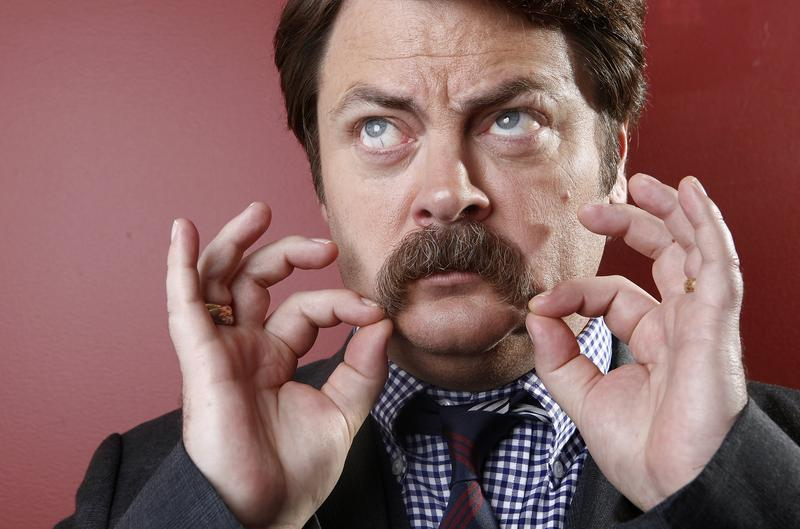 Nick Offerman Can Take Directions | Death, Sex & Money | WNYC Studios