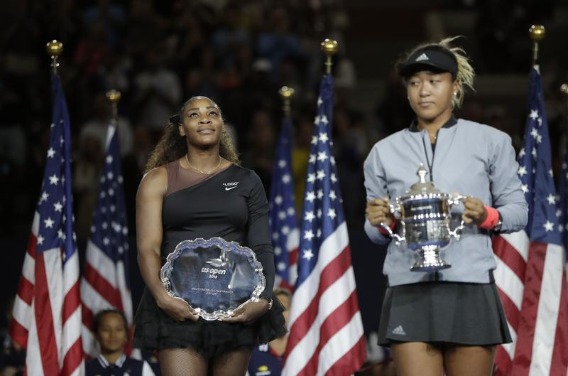 Serena Williams Emotional U S Open Loss Points To Broader Bias In The Sport The Takeaway Wnyc Studios