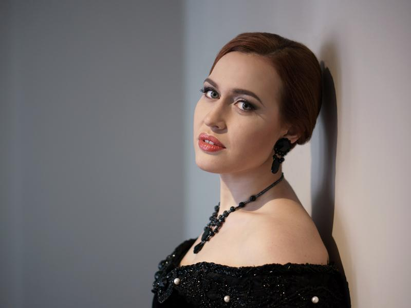 Soprano Elena Stikhina