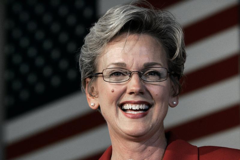 Why Governor Jennifer Granholm Cut Her Hair | Death, Sex & Money