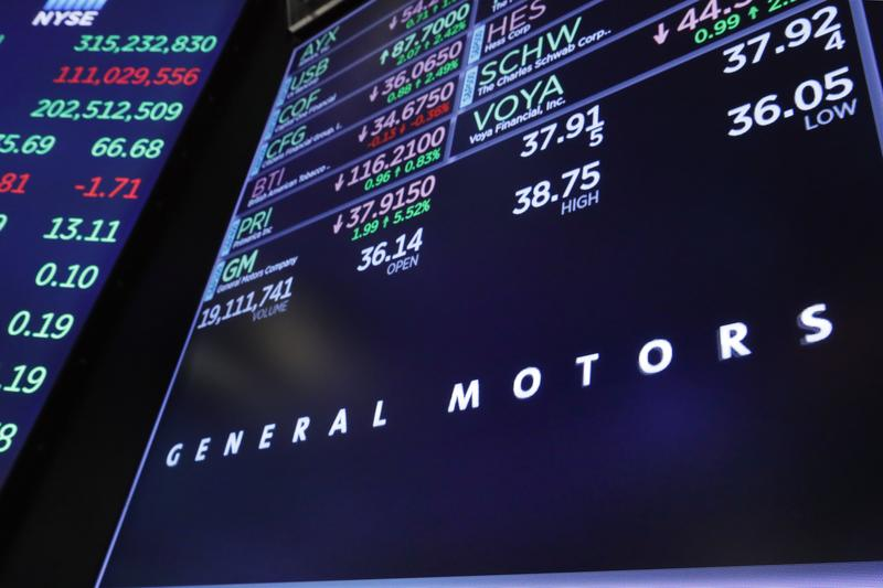 General Motors Announces Big Layoffs and Plant Closures