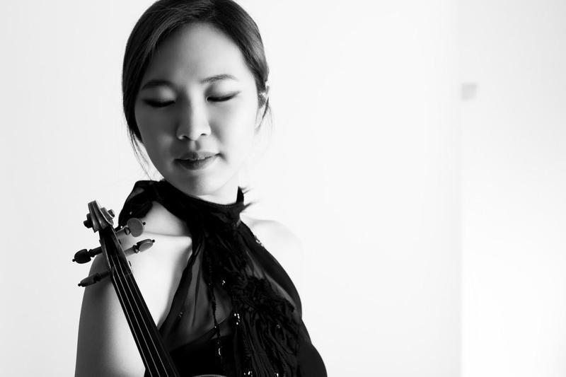 Violinist Danbi Um