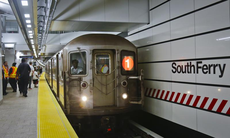 All Numbered Mta Subway Lines Except The 7 Go Down Stranding