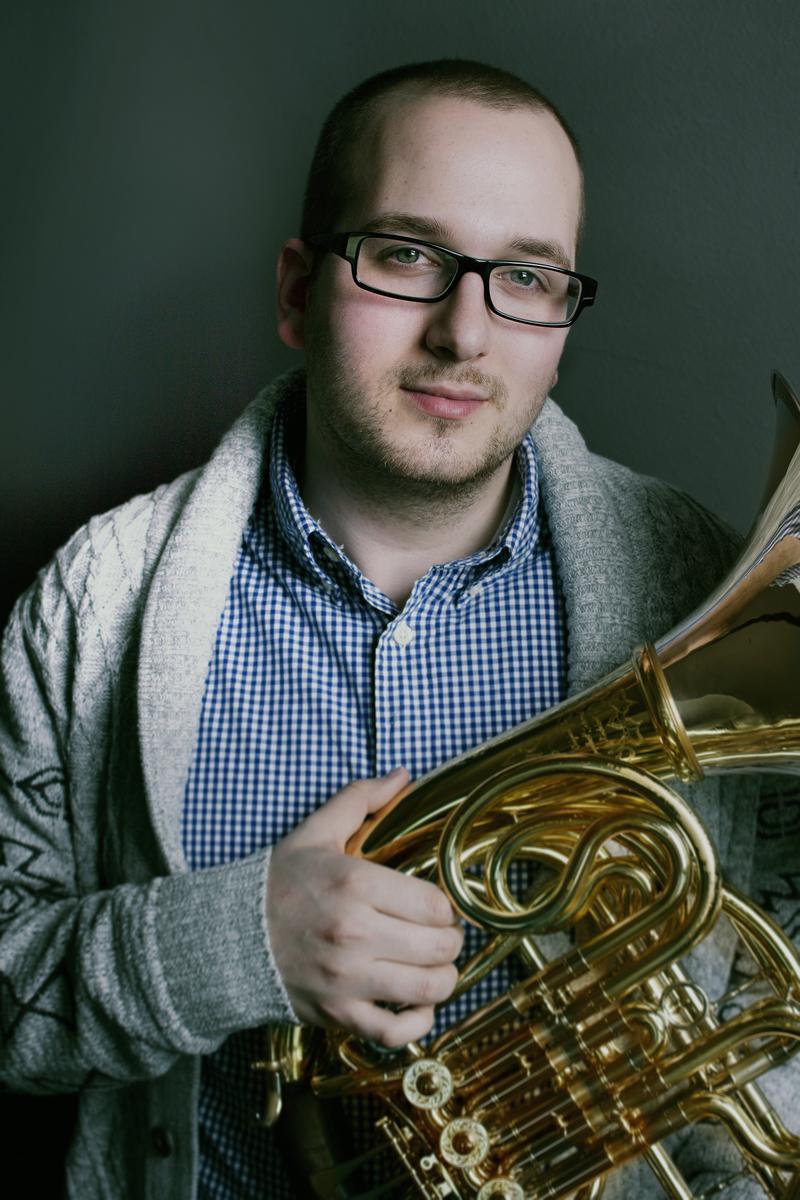 Hornist Steven Cohen