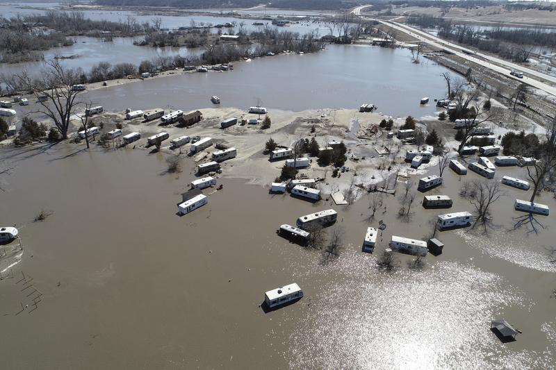 Recovering From The Midwest Floods | The Takeaway | WNYC Studios
