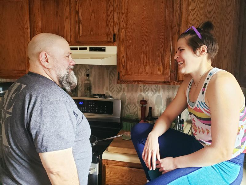 A Father and Daughter Talk About Layoffs