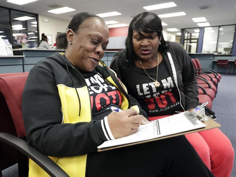 The Debate Over Felon Disenfranchisement