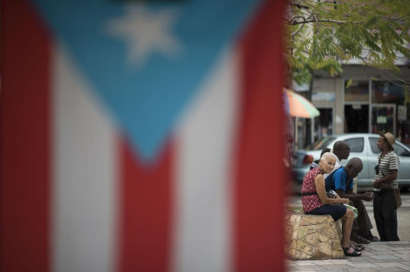 The Secretive Firm Profiting from Puerto Rico's Crisis