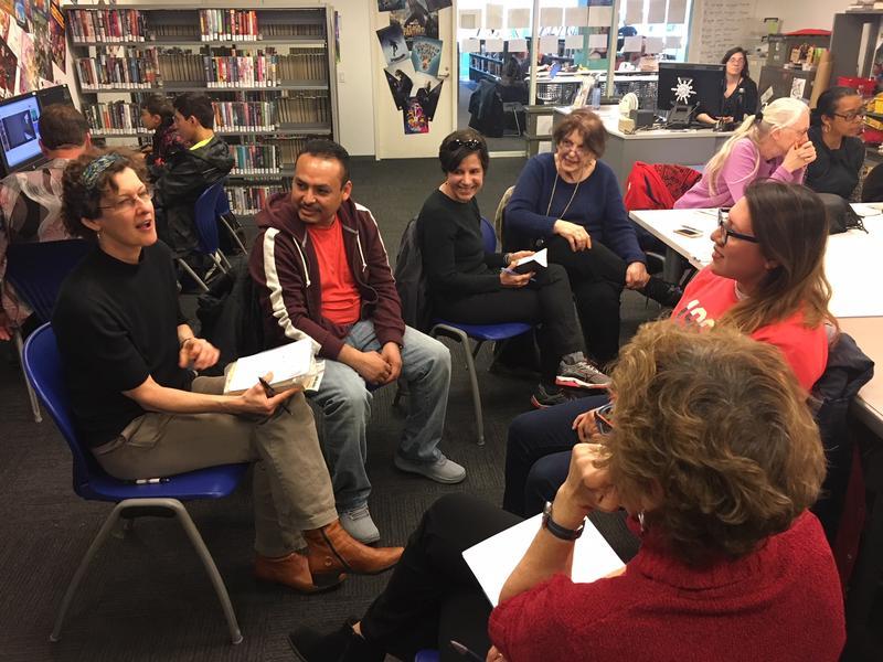 Partints In Spanish Conversation Circle