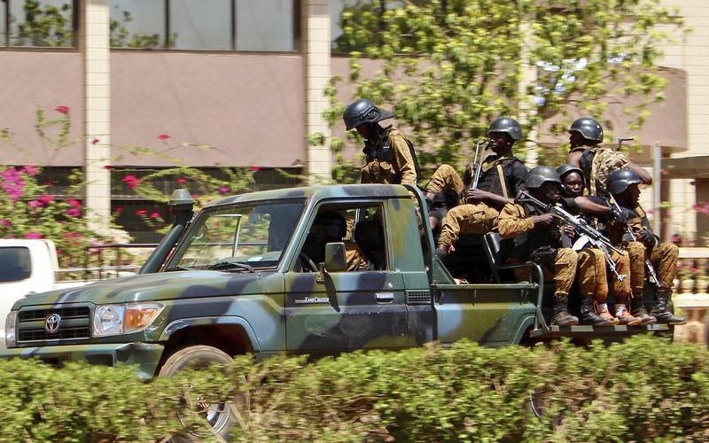 Attack at a Church in Burkina Faso is the Latest in a Surge of Terrorism in the Country