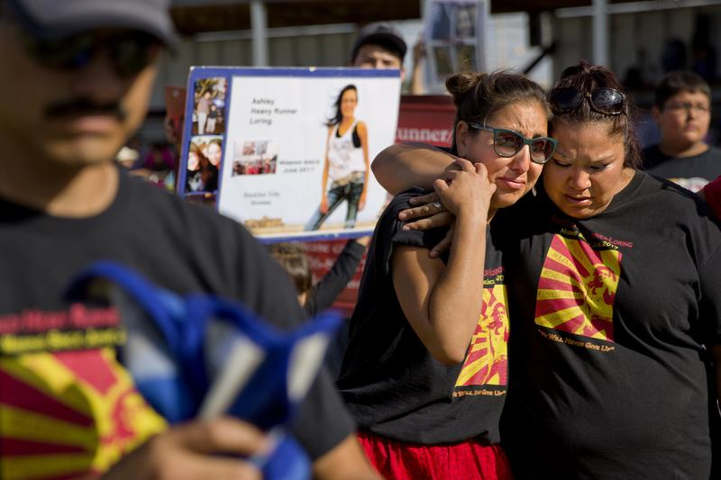 Advocates, Lawmakers Push to Stop Violence Against Native Women