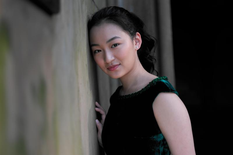 Pianist and Vocalist Chelsea Guo