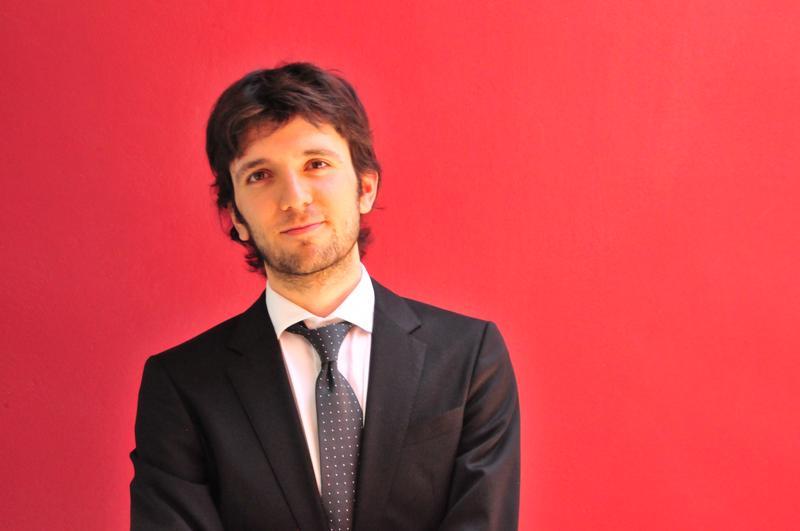 Pianist Jorge Tabarés