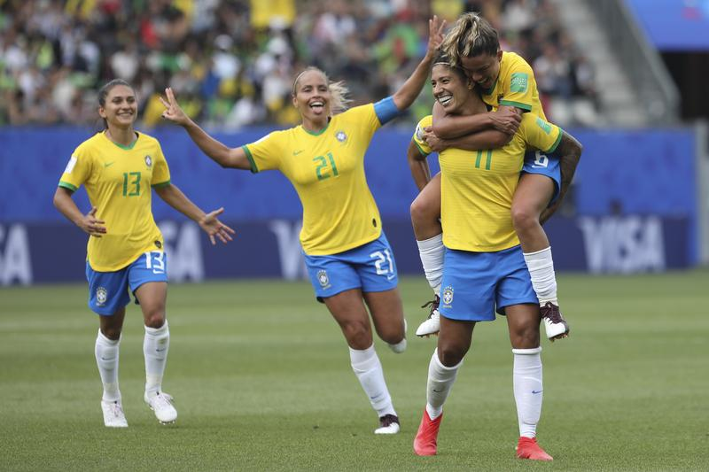 The South American Fight for 'Futbol Feminista'