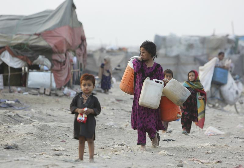 Displaced Planet: UN Reports Record Number of Global Refugees