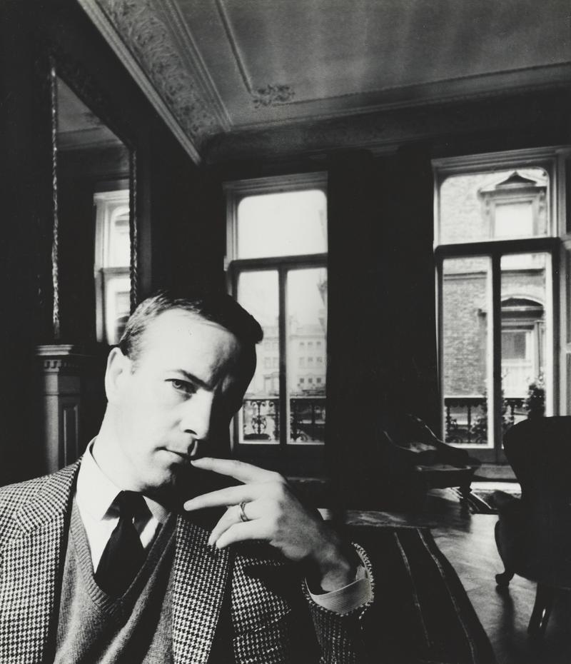 Franco Zeffirelli, Ennismore Gardens, London 1962