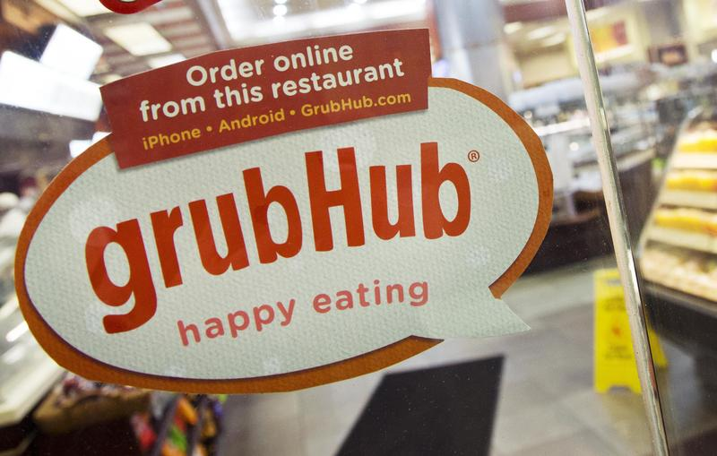 Why Did GrubHub Buy Thousands of Websites With the Names of