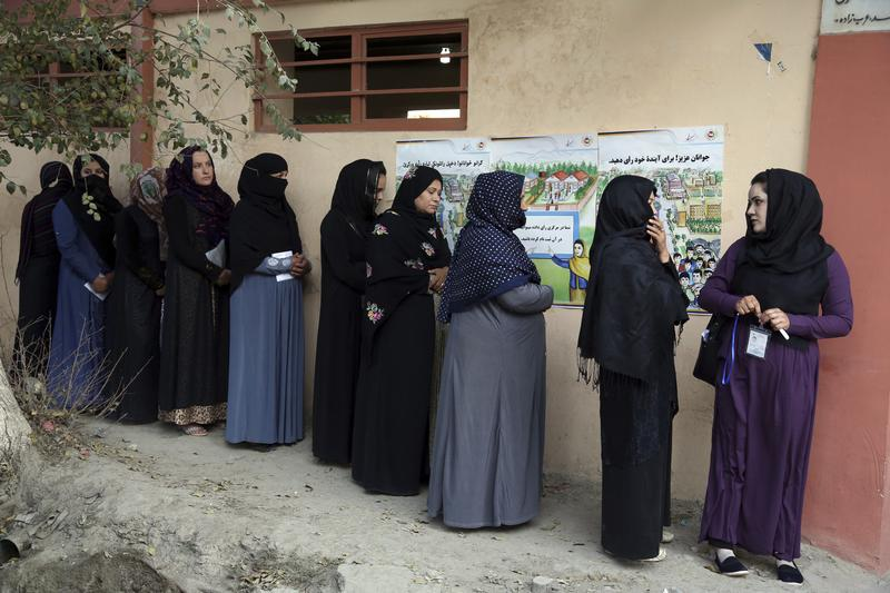 What Would Life Be Like for Afghan Women If the Taliban
