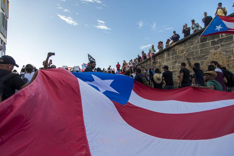 Two Voices from the Puerto Rican Diaspora Talk About the Crisis on the Island