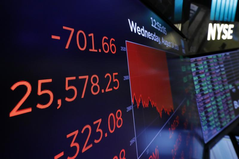 Trouble with the Stock Market. What Does This Tell Us About the U.S. Economy?