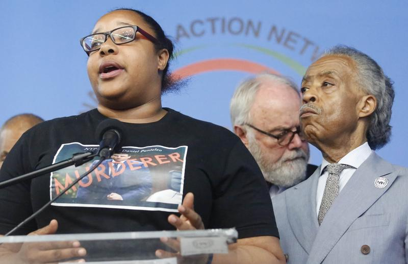 NYPD Officer Fired for Prohibited Chokehold in Eric Garner's Death