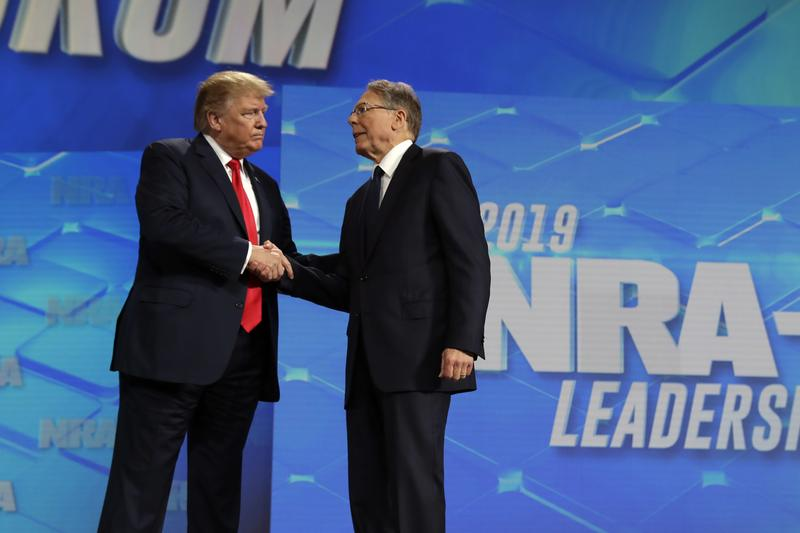 What's Happening at the NRA?