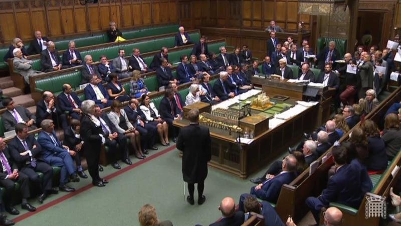 British Parliament Suspended for Five Weeks as Halloween Brexit Deadline Looms