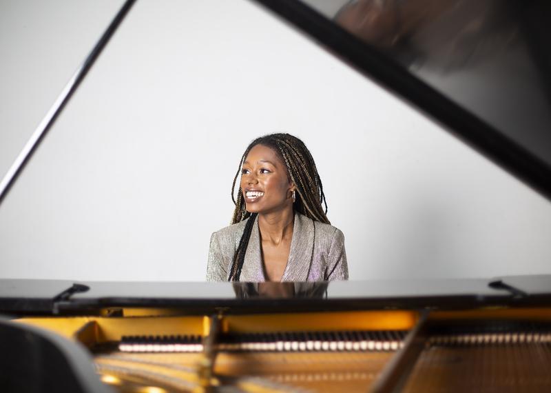 Pianist Isata Kanneh-Mason