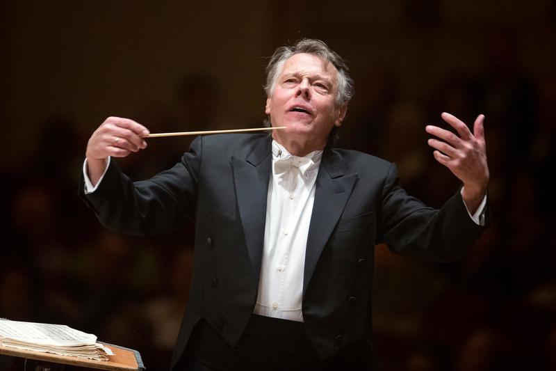 Conductor Mariss Jansons