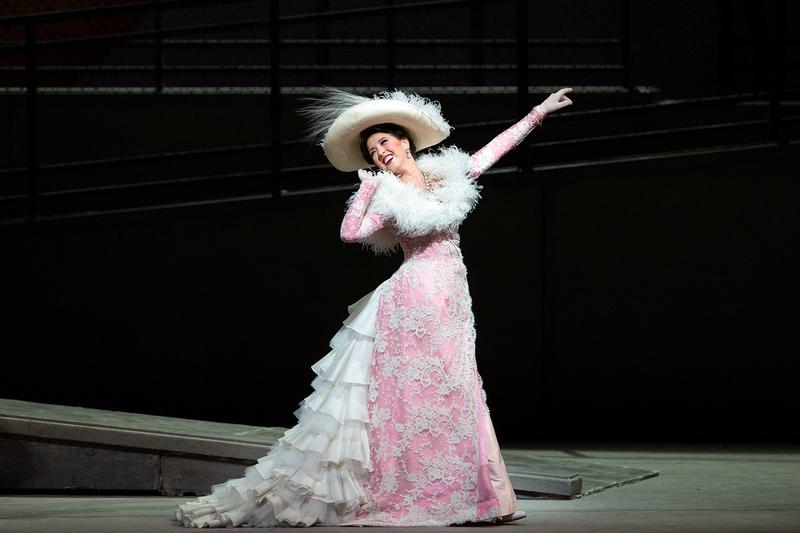 "Lisette Oropesa in the title role of Massenet's ""Manon."""