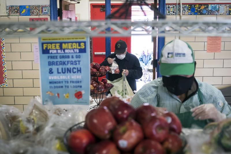 New York City S Covid 19 Food Czar The Brian Lehrer Show Wnyc