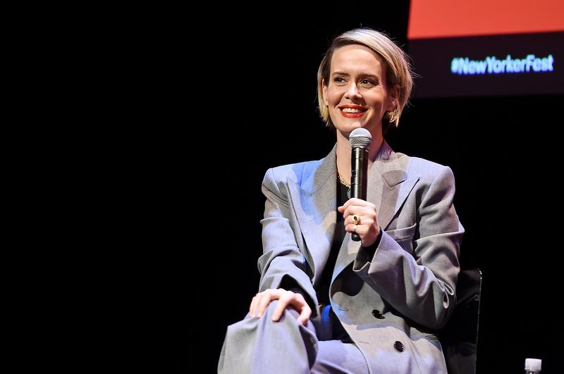 Sarah Paulson The Star Of Netflix S Ratched The New Yorker Radio Hour Wnyc Studios