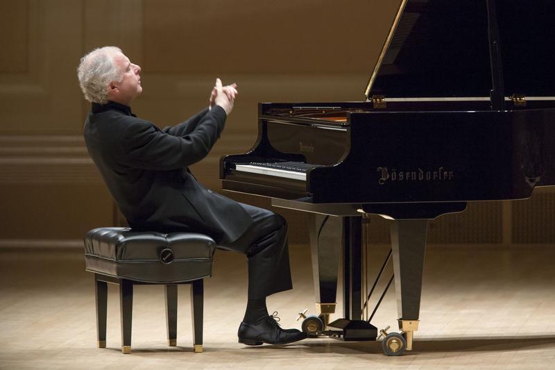 Pianist András Schiff