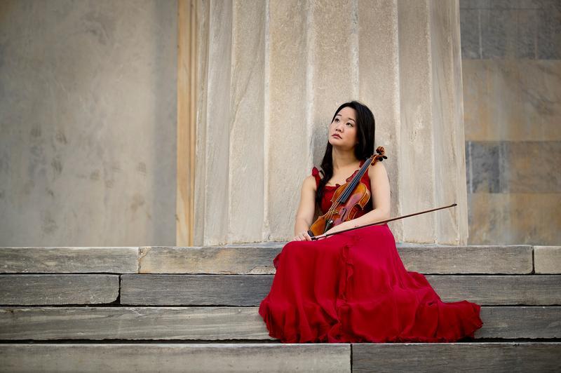 Violinist Katie Hyun