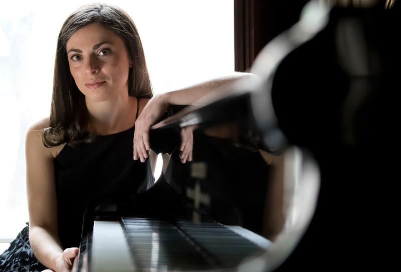Pianist Natalia Kazaryan