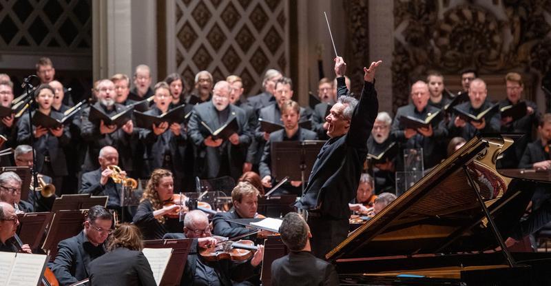 Louis Langrée & the Cincinnati Symphony Orchestra