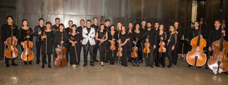 Pegasus: The Orchestra, and ensemble leader Karen Hakobyan