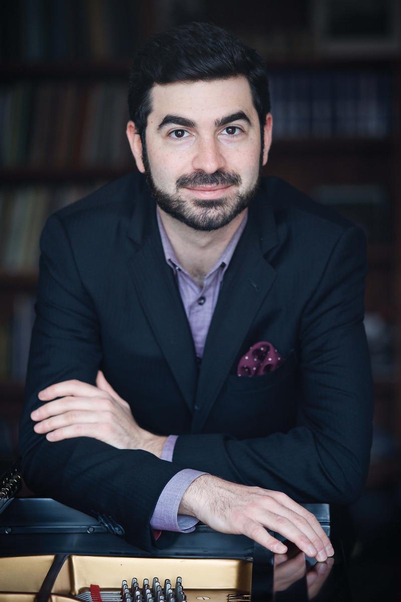 Pianist Michael Brown